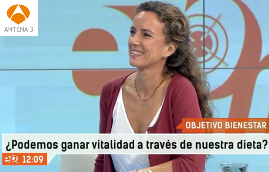 """Entrevista en """"Espejo Público"""" de Antena 3"""