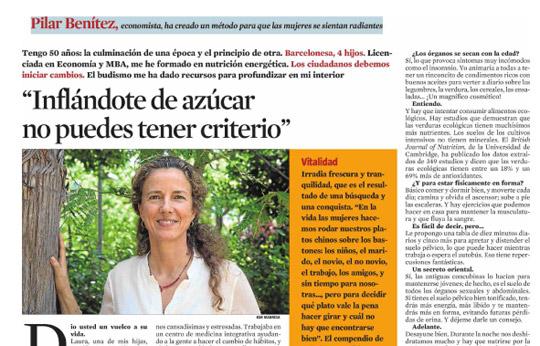 Entrevista para La Contra de la Vanguardia