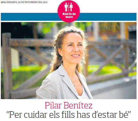 "Entrevista para ""ara Criatures"" del diari Ara"