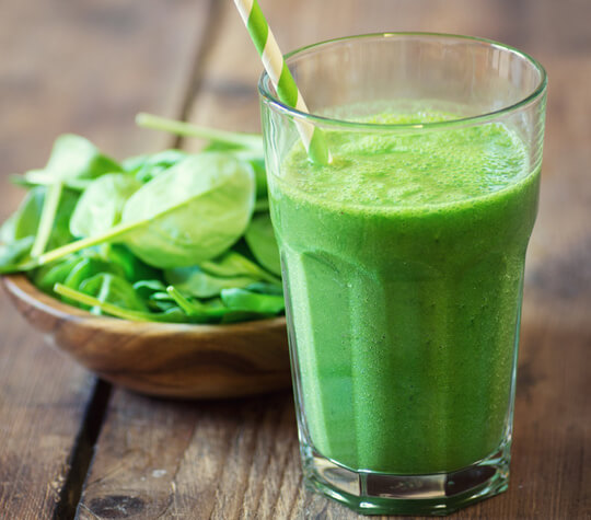 6 zumos y batidos saludables