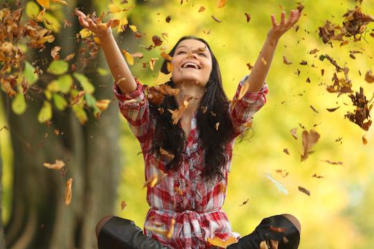 En otoño mantén elevada la serotonina y la melatonina