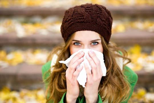 Evita los resfriados en invierno