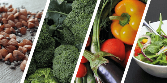¿Sabías que una alimentación plant-based mejora tu estado de ánimo?