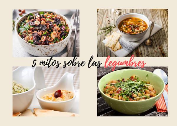 Desmontamos 5 mitos sobre las legumbres