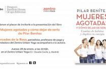 Presentación Mujeres Agotadas Madrid
