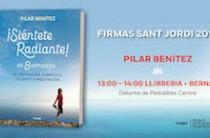 Firma libros Sant Jordi