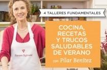 Cocina recetas y trucos saludables de verano