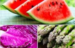 Alimentos que refrescan y drenan calor corazón
