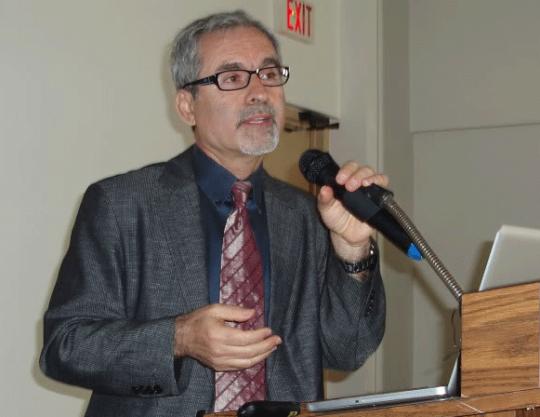 El doctor Joan Sabaté