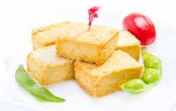 Bloque de tofu