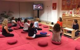 meditacion encuentro embajadoras