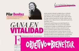 Artículo de Pilar Benítez en