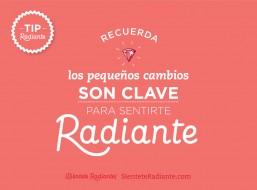 Tip radiante