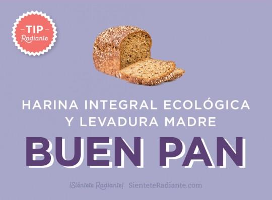 tip radiante buen pan