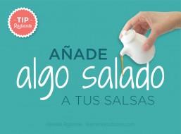 tip radiante salado