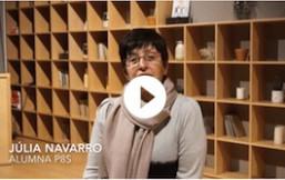 Testimonio P8S Júlia Navarro